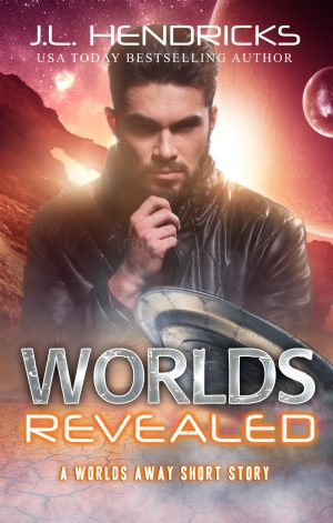 Cover for Worlds Revealed
