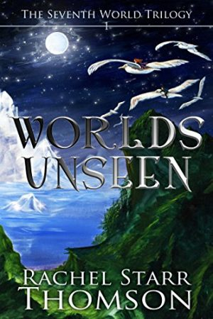 Cover for Worlds Unseen