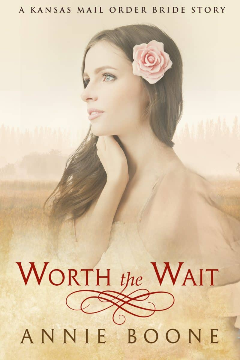 Cover for Worth the Wait