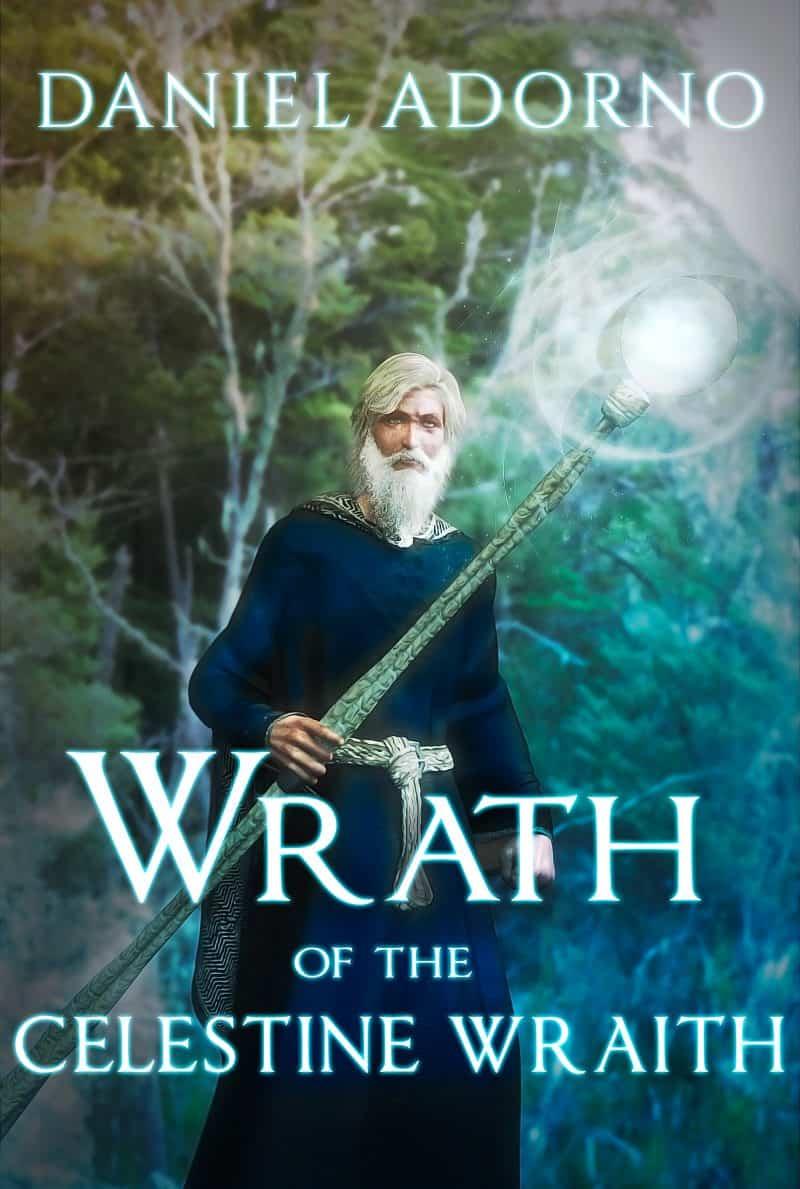 Cover for Wrath of the Celestine Wraith