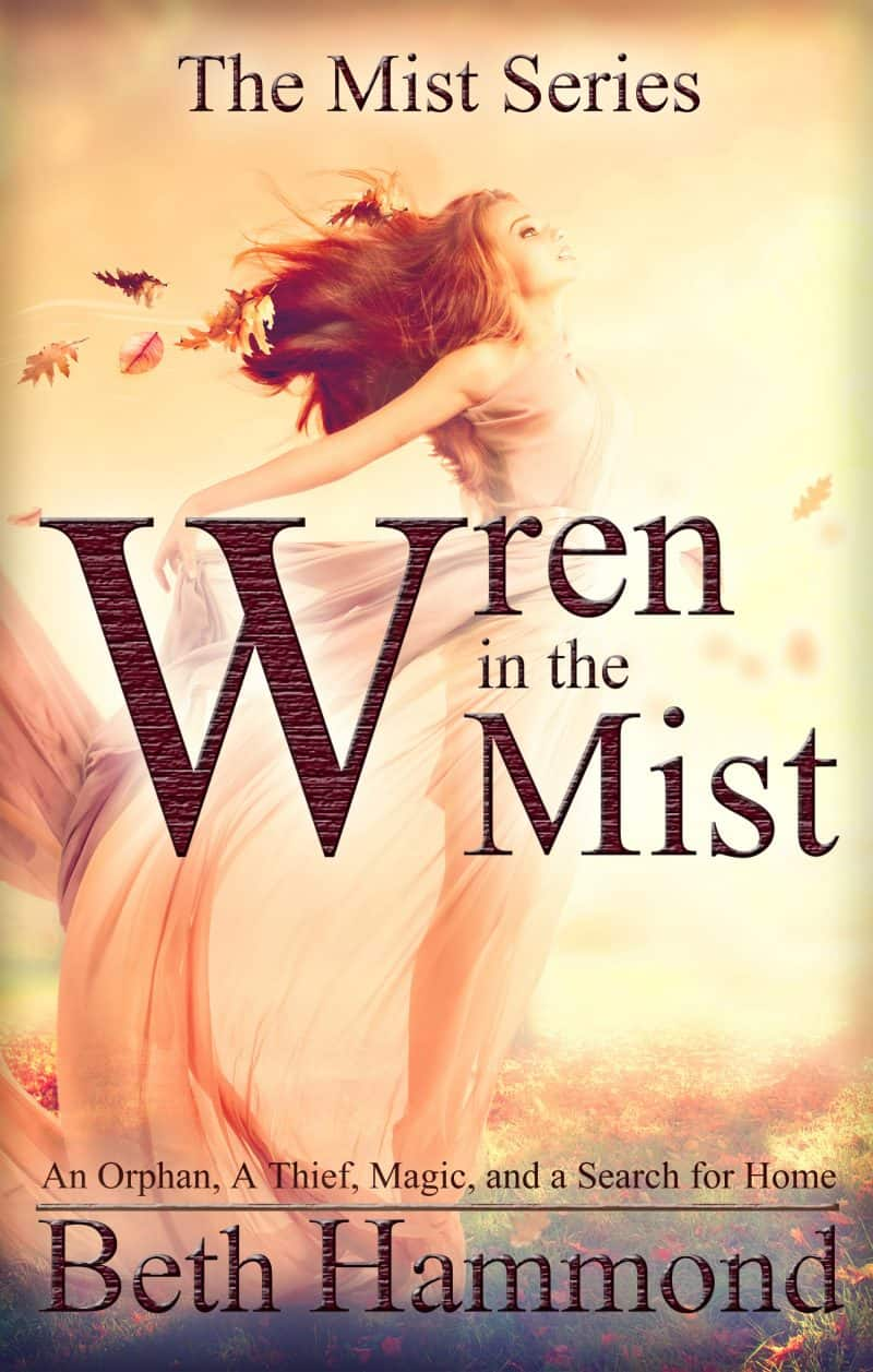 Cover for Wren in the Mist: An Orphan, A Thief, Magic, and a Search for Home