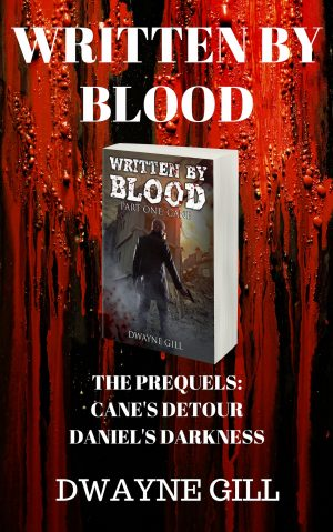 Cover for Written By Blood