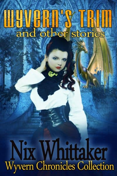 Cover for Wyvern's Trim and other stories