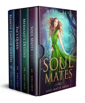Cover for YA Fantasy Romance Bundle: Series Starter