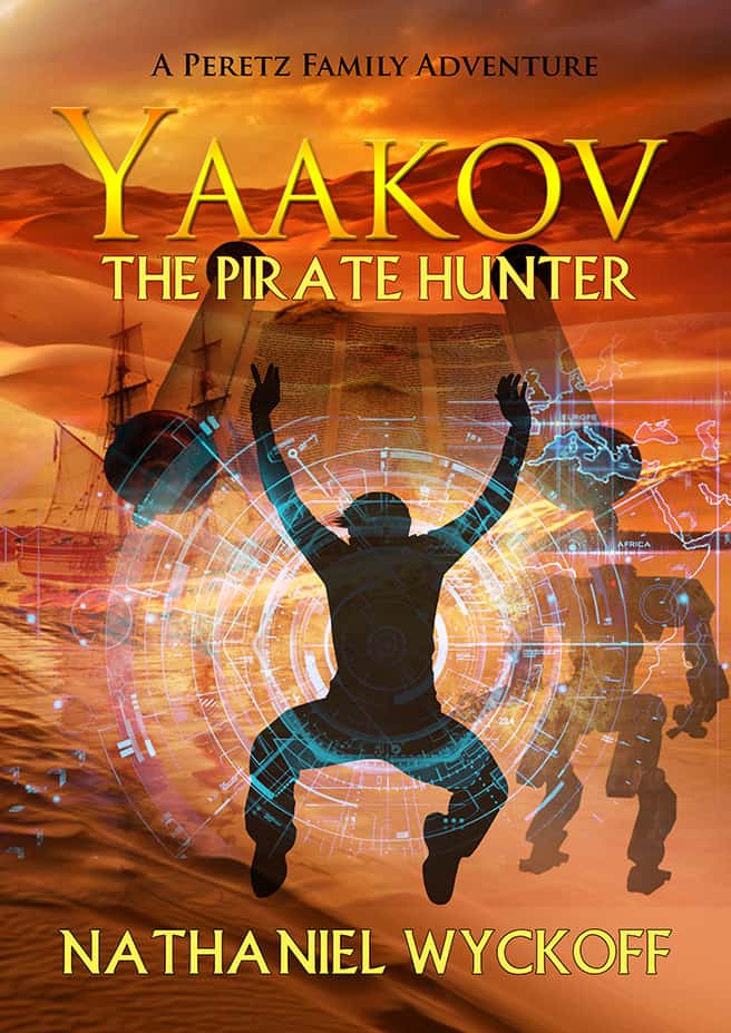 Cover for Yaakov the Pirate Hunter