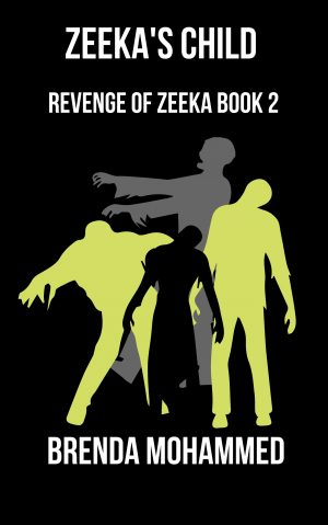 Cover for Zeeka's Child