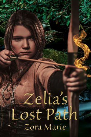Cover for Zelia's Lost Path