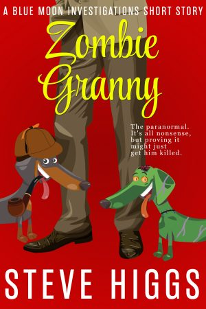 Cover for Zombie Granny