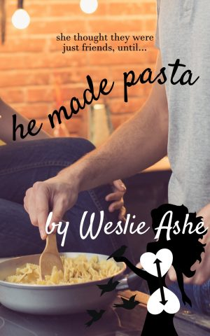 Cover for He Made Pasta