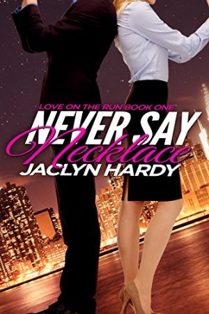 Cover for Never Say Necklace