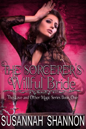 Cover for The Sorcerer's Willful