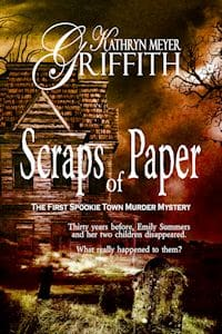 Cover for Scraps of Paper