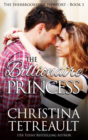 Cover for The Billionaire Princess