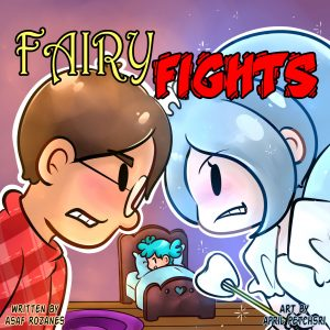 Cover for Fairy Fights