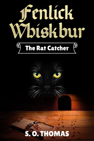 Cover for Fenlick Whiskbur: The Rat Catcher