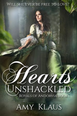 Cover for Hearts Unshackled