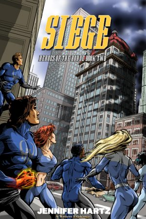 Cover for Siege