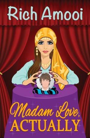 Cover for Madam Love, Actually