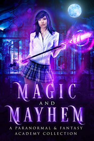 Cover for Magic and Mayhem