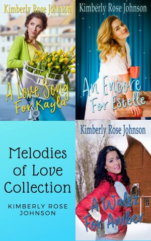 Cover for Melodies of Love Collection