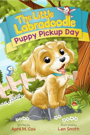 Cover for Puppy Pickup Day
