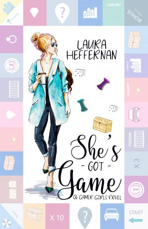 Cover for She's Got Game