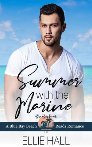 Cover for Summer with the Marine