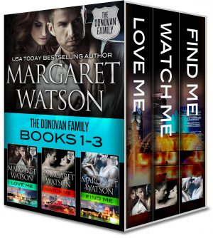 Cover for The Donovan Family Bundle