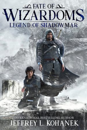 Cover for Wizardoms: Legend of Shadowmar