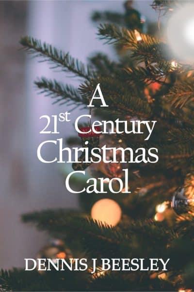 Cover for A 21st Century Christmas Carol