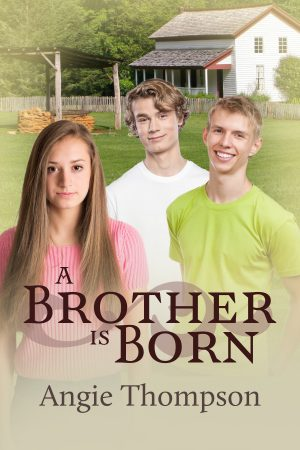 Cover for A Brother Is Born