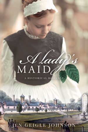 Cover for A Lady's Maid