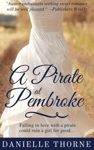 Cover for A Pirate at Pembroke