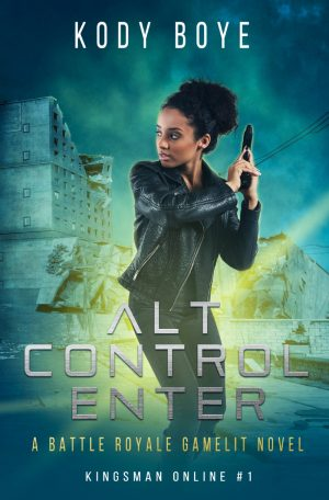 Cover for ALT CONTROL ENTER
