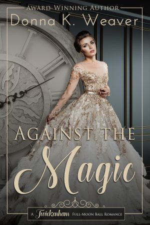 Cover for Against the Magic