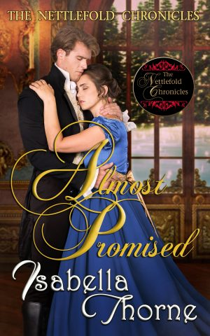 Cover for Almost Promised: Temperance
