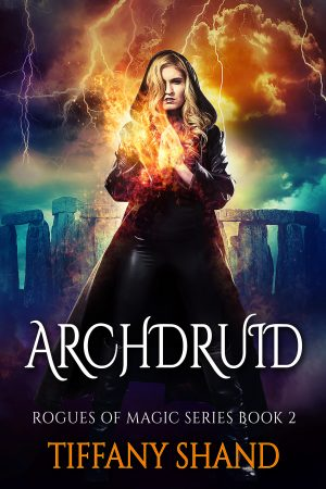Cover for Archdruid