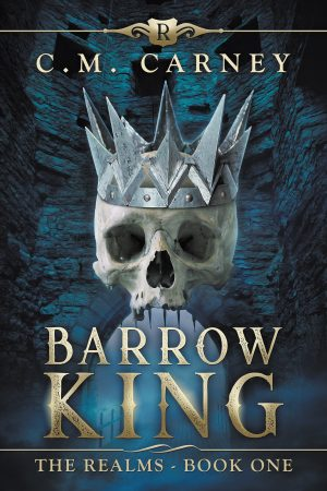 Cover for Barrow King