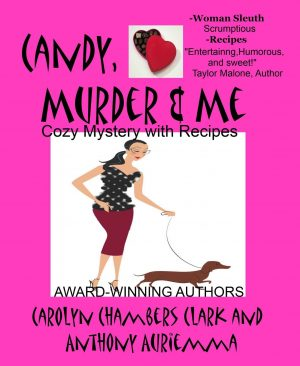 Cover for Candy, Murder & Me