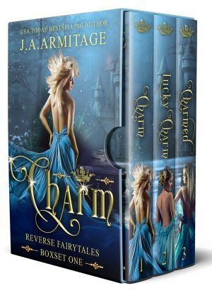 Cover for Charm Boxset—The Full Series