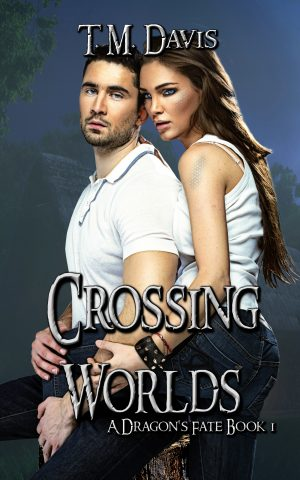 Cover for Crossing Worlds