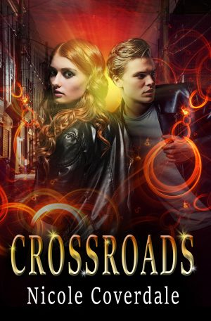 Cover for Crossroads