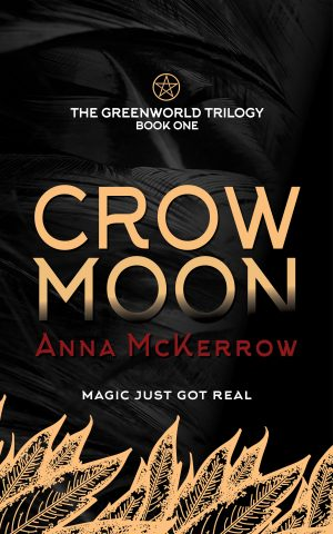 Cover for Crow Moon
