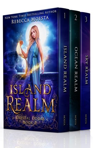 Cover for Crystal Doors Full Series Boxed Set
