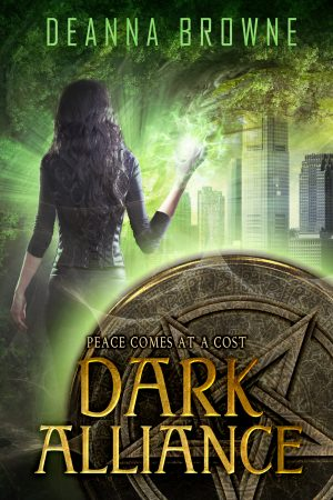 Cover for Dark Alliance
