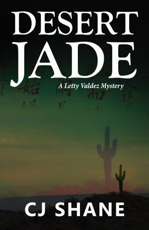 Cover for Desert Jade
