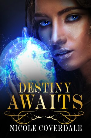 Cover for Destiny Awaits