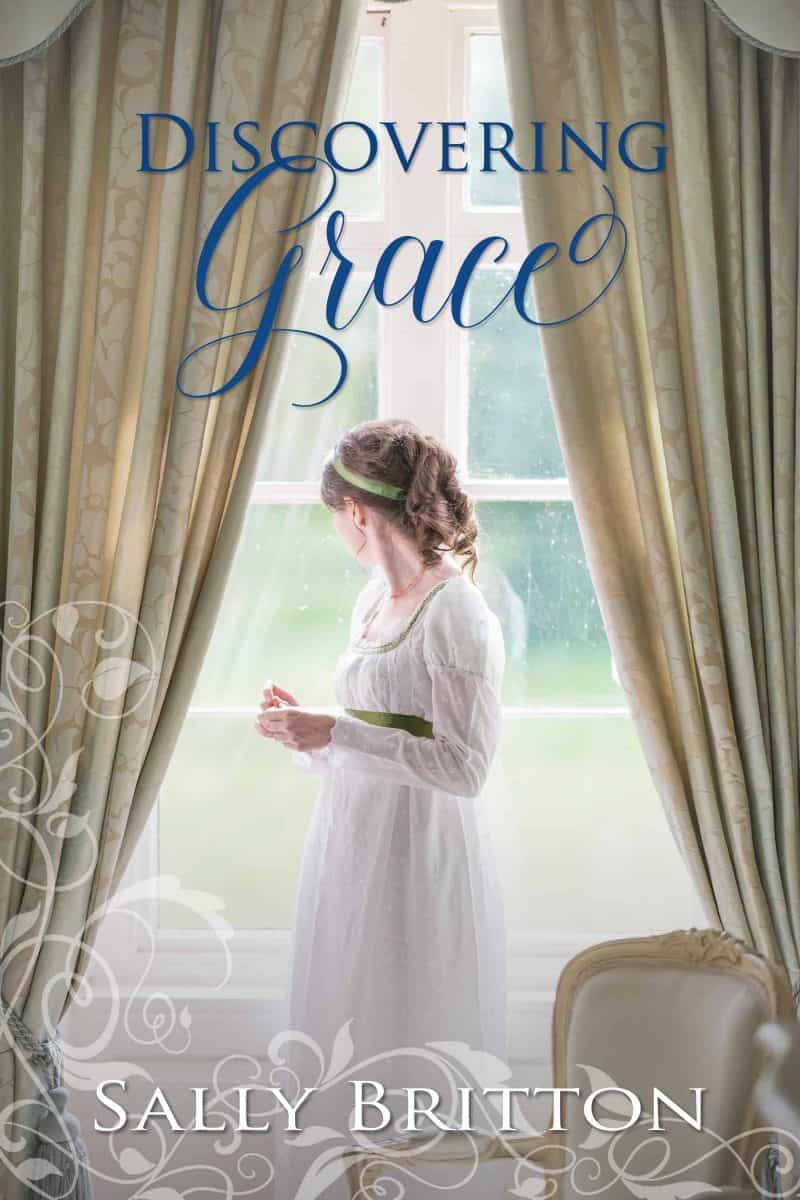 Cover for Sample: Discovering Grace: A Regency Romance