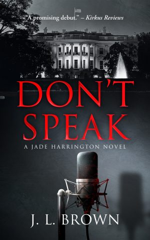 Cover for Don't Speak
