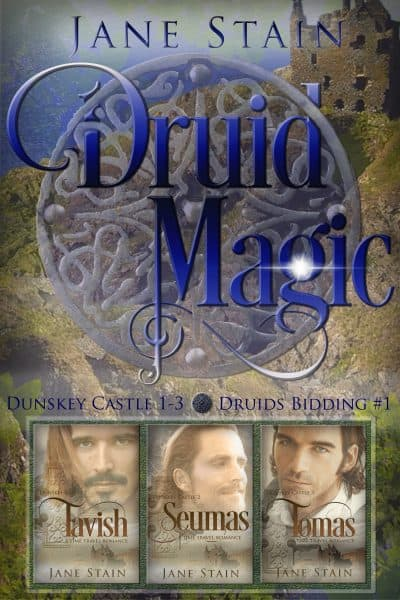 Cover for Druid Magic